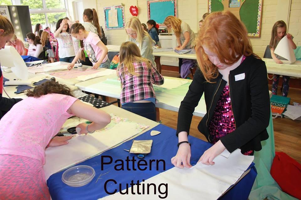 pattern cuttng