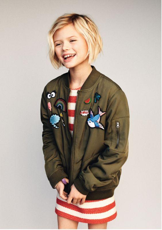Project Fashion bomber jacket