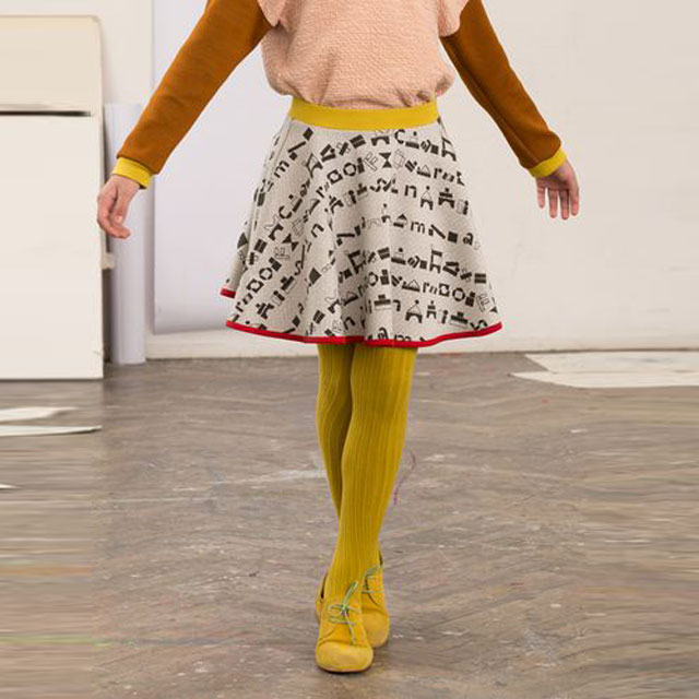 child-skirt