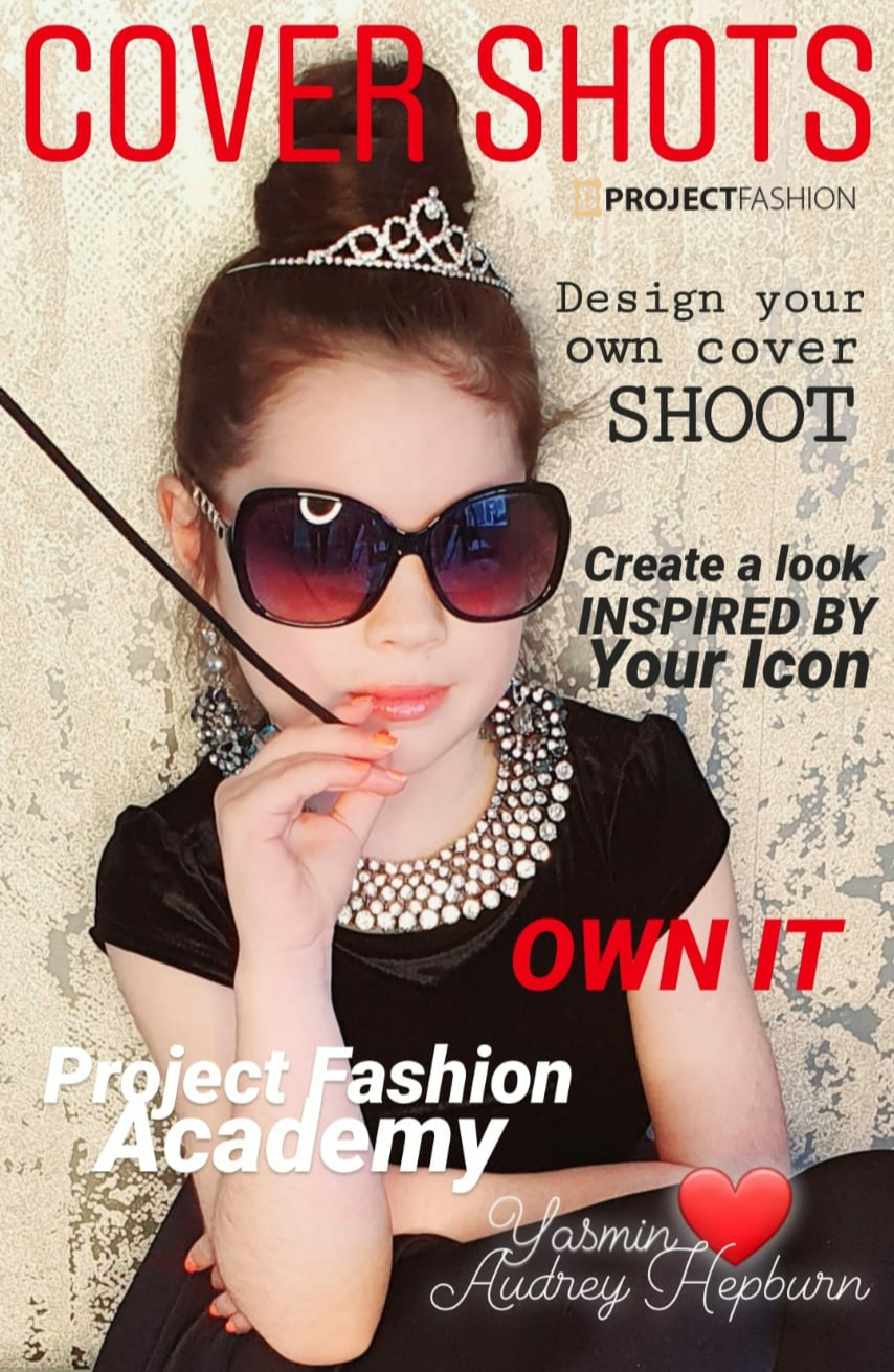 Yasmin Project Fashion Cover